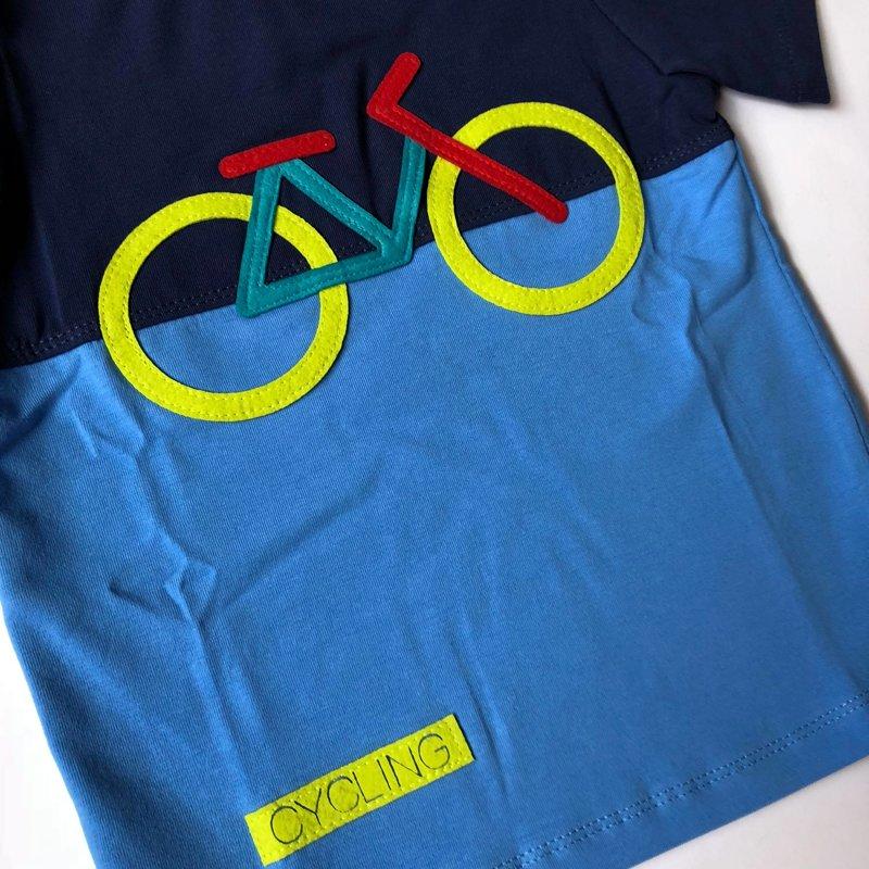 Aipi krekls īsām piedurknēm: 80 izmērs