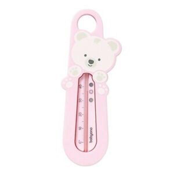 "Peldošs termometrs ""PINK BEAR"" BabyOno"