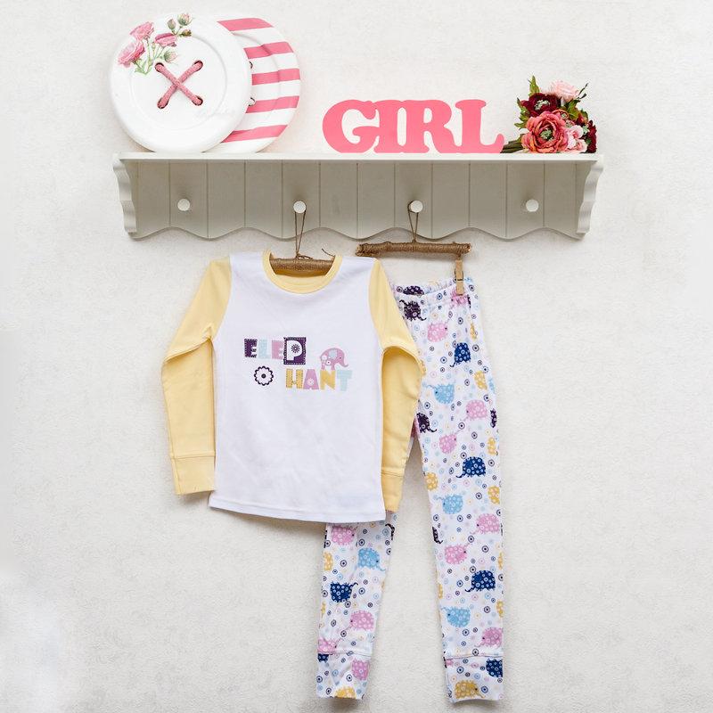 Pidžamma meitenēm: 122, 128 izmērs