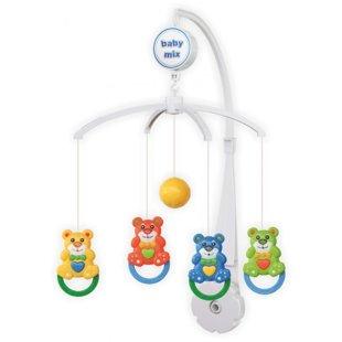 Baby Mix muzikālais karuselis