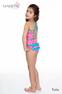 Kopējais peldkostīms: izmērs: 92 - 140