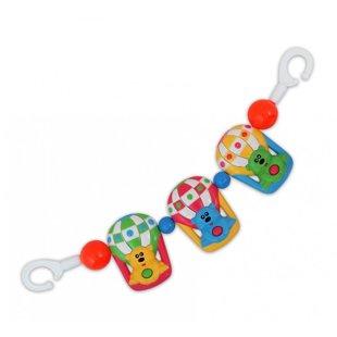BabyMix - grabuļi bērnu ratiņiem, kods: BX-05