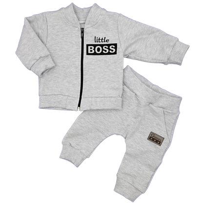 """Komplekts: """"Little Boss"""" 92, 104 izmērs"""