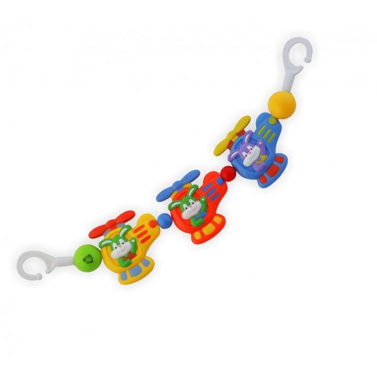 BabyMix - grabuļi bērnu ratiņiem, kods: BX-09