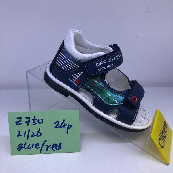 Clibee sandales: 21, 22, 23, 24, 25, 26 izmērs