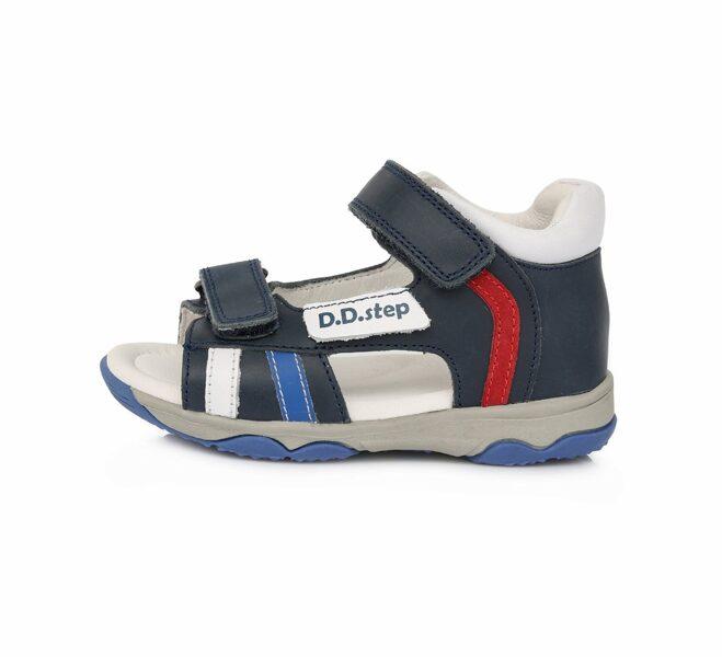D.D.Step ādas sandales 26, 27, 28, 29, 30, 31 izmērs