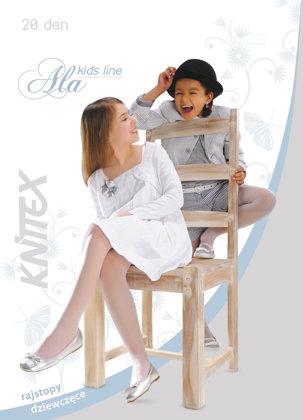 KNITTEX Ala plānās zeķubikses bērniem (116-158 izmērs)