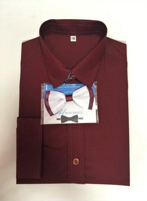 Klasisks krekls ar garām piedurknēm: izmērs: 140; 146