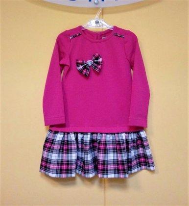 Kleita rozā - 80, 86, 92, 98, 104 izmērs