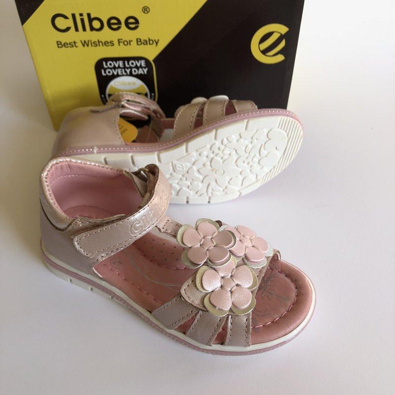 JAUNS! Clibee sandales F274: izmērs:  28, 29, 30, 31