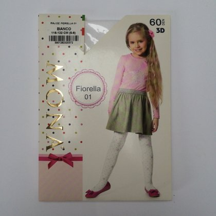 MONA Plānās zeķubikses bērniem: 116-122 izmērs