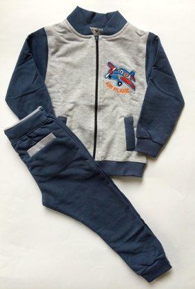 Komplekts: Jaka + bikses - izmēri: 68-116