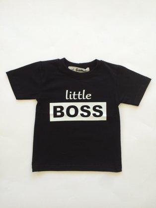 """Krekls: """"Little Boss"""": 86 izmērs"""