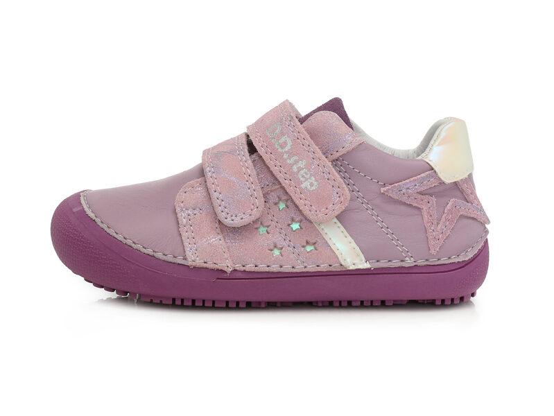 D.D.Step BAREFOOT ādas apavi Pavasarim: 25, 26, 27, 28, 29, 30 izmērs