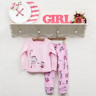 Pidžamma meitenēm: 116 izmērs