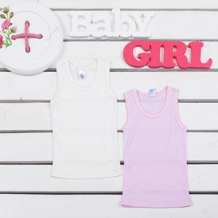 Apakškrekls meitenēm: 98, 104, 110, 116 izmērs (3 krāsas)