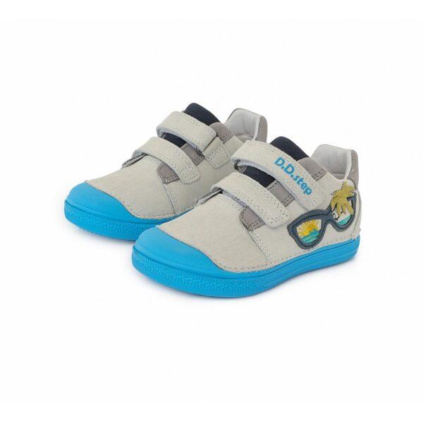 D.D.Step ādas apavi: 25, 29, 30 izmērs