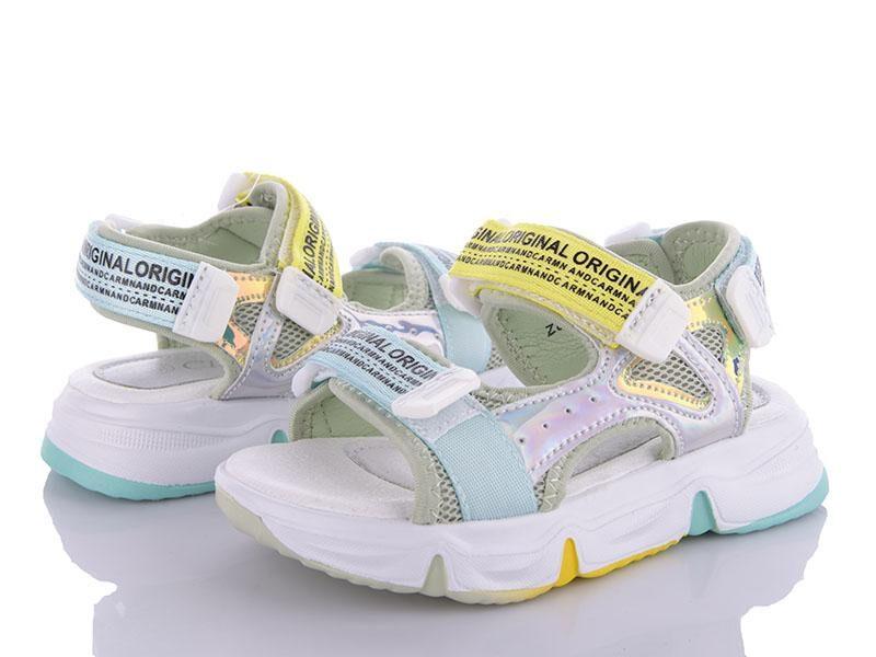 JAUNUMS! Z-824 Clibee sandales: 27, 28, 29, 30, 31 izmērs