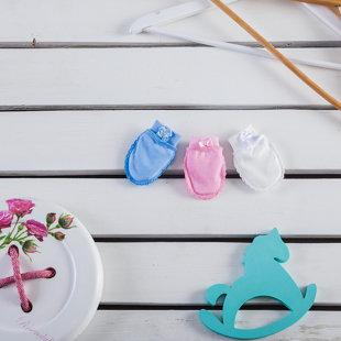 Kokvilnas cimdiņi (3 krāsas)