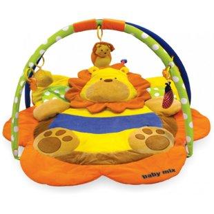 BabyMix Lion attīstošais paklājiņš