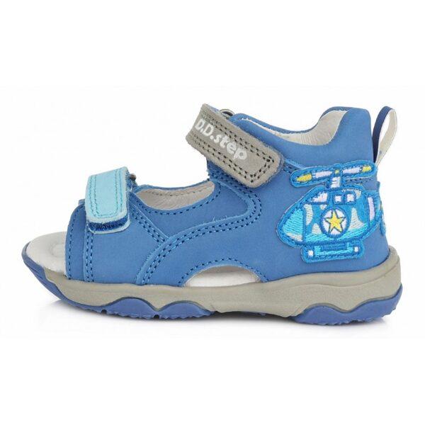 JAUNUMS! D.D.Step ādas sandales 20, 21, 22, 23, 24 izmērs