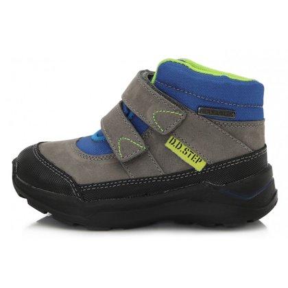D.D.Step PAVASARIS mitruma necaurlaidīgi dabiskas ādas apavi: 24, 25, 26, 27, 28 izmērs