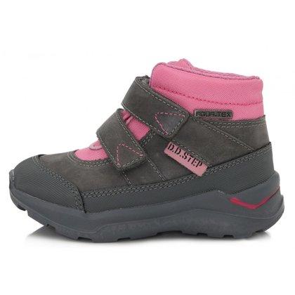 D.D.Step PAVASARIS mitruma necaurlaidīgi dabiskas ādas apavi: 25, 26, 27, 28, 29 izmērs