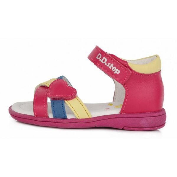 D.D.Step ādas sandales 25, 26, 27, 28, 29, 30 izmērs