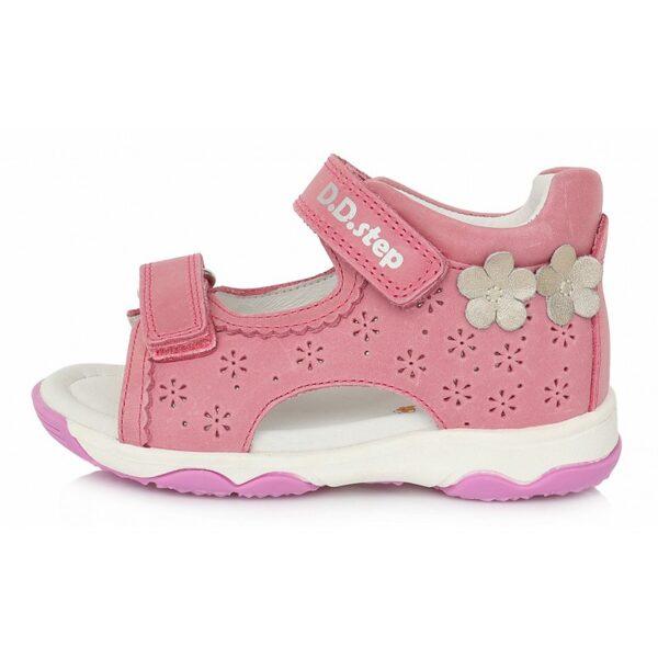 JAUNUMS! D.D.Step ādas sandales 20, 21, 22, 23, 24, 25 izmērs