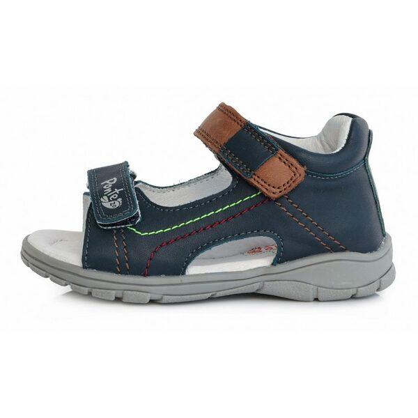 Ponte20 ādas sandales 22, 23, 24, 25, 26, 27 izmērs