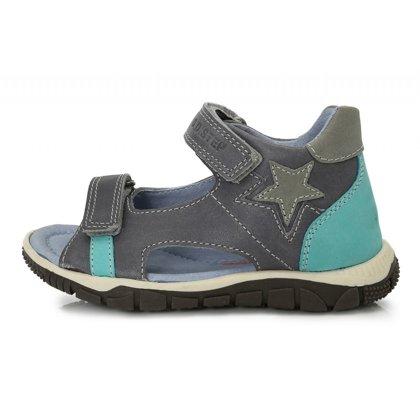 Ādas sandales 25, 26, 27, 28, 29, 30 izmērs